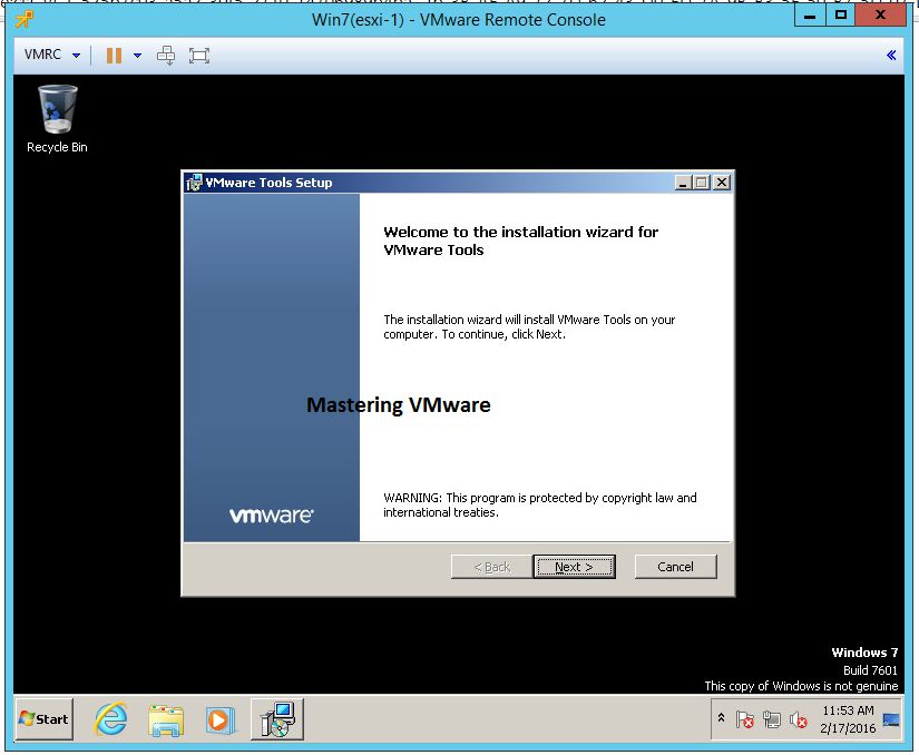 vmwaretools-windows-6