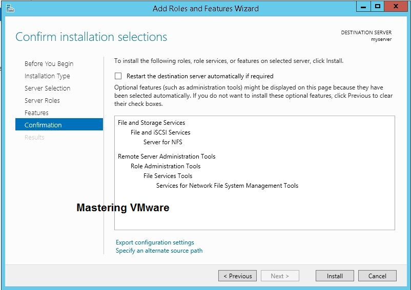 Photo of How to install NFS Server in Windows Server ?