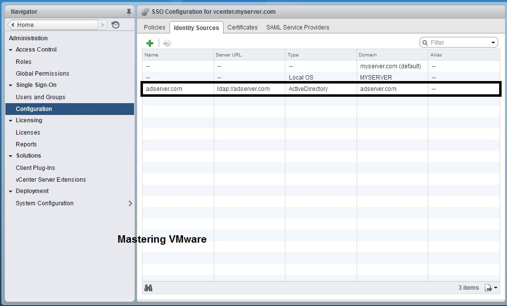 Photo of How to Integrate AD with vCenter SSO ?