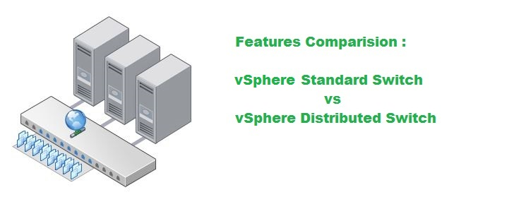 Photo of vDS-Part2 : vSphere Standard Switch vs vSphere Distributed Switch