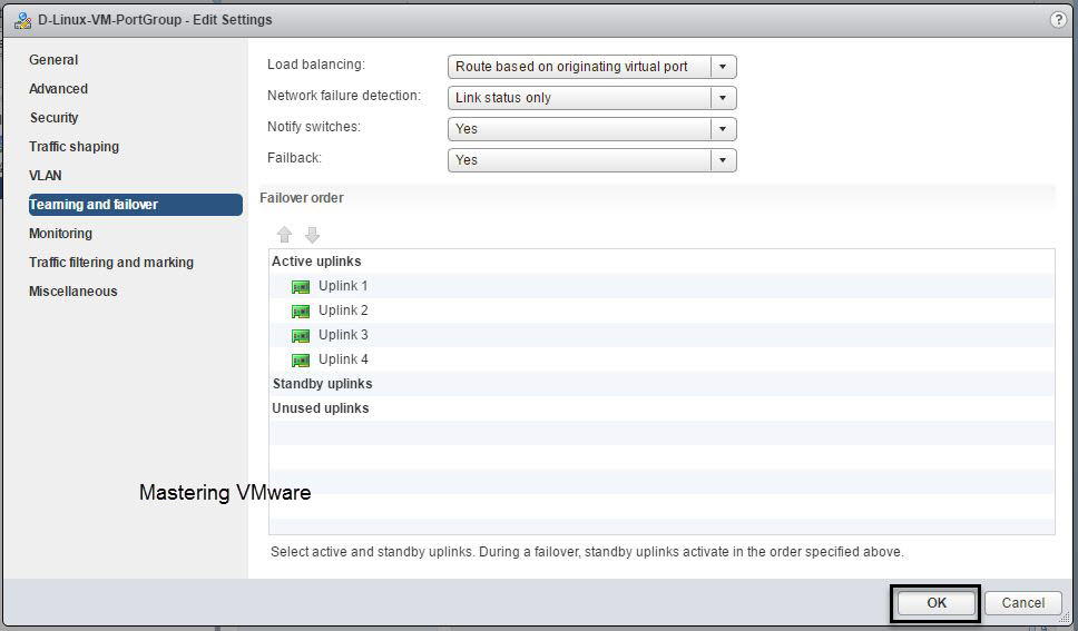 Photo of vDS-Part8 : How to configure NIC Teaming in vSphere Distributed Switch ?