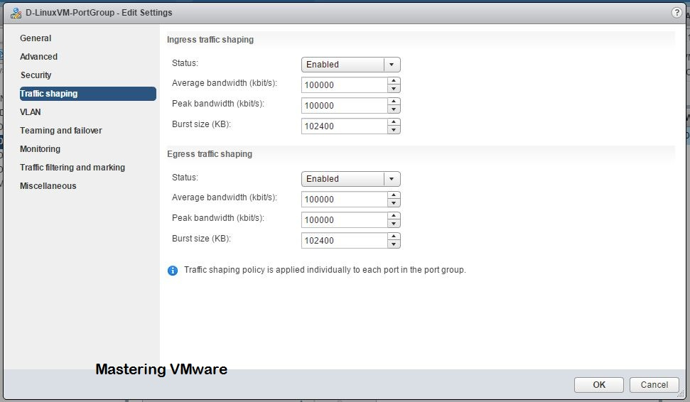 Photo of vDS-Part12 : Traffic Shaping in Distributed Switch