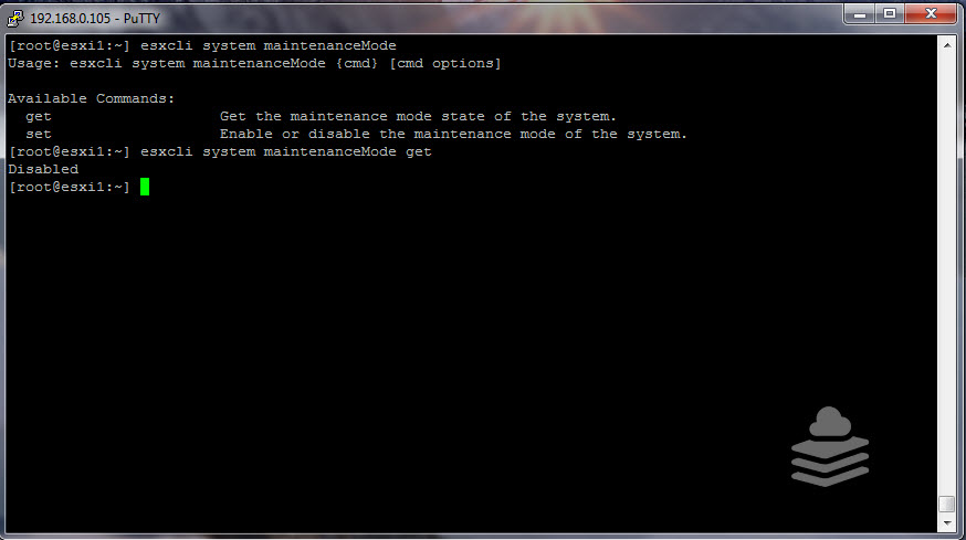 ESXI-Commands-3-maintenanceMode