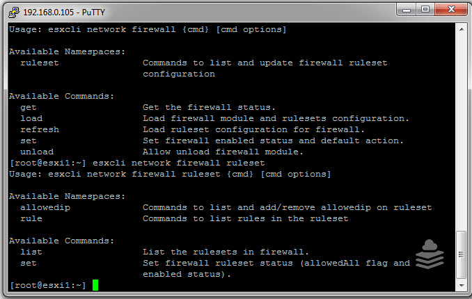 ESXi-Commands-4-network-firewall