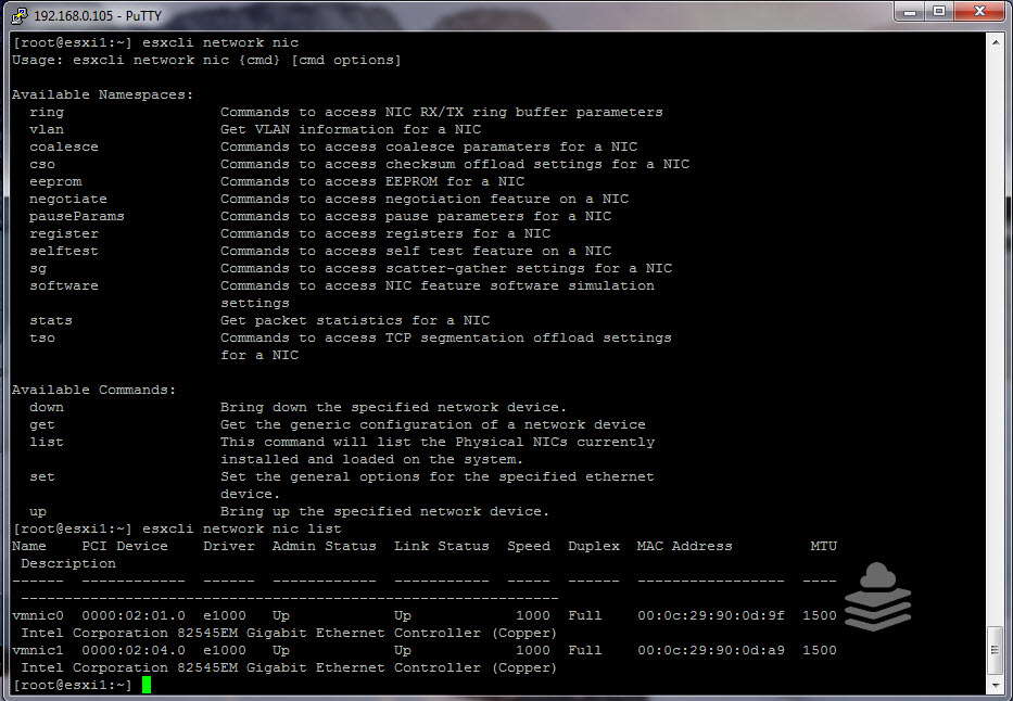 ESXi-Commands-4-network-nic