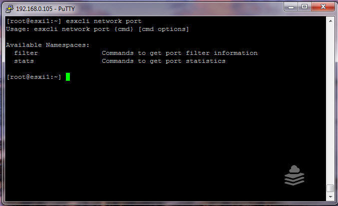 ESXi-Commands-4-network-port
