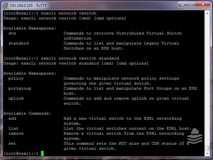 ESXi-Commands-4-network-vswitch