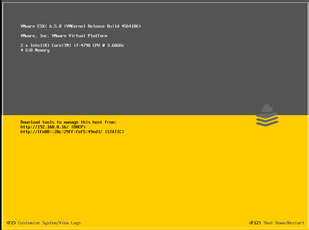 Configure-ESXi6.5-1