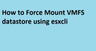 mount-vmfs