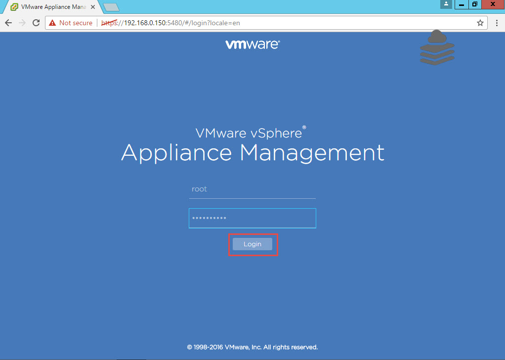Photo of VCSA 6.5 Appliance Management Overview
