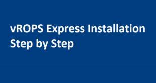 vrops-express