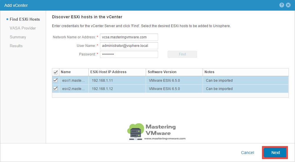 EMC-UnityVSA-vCenter-Add-3