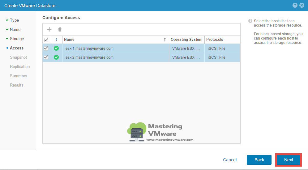 EMC-UnityVSA-datastore-7