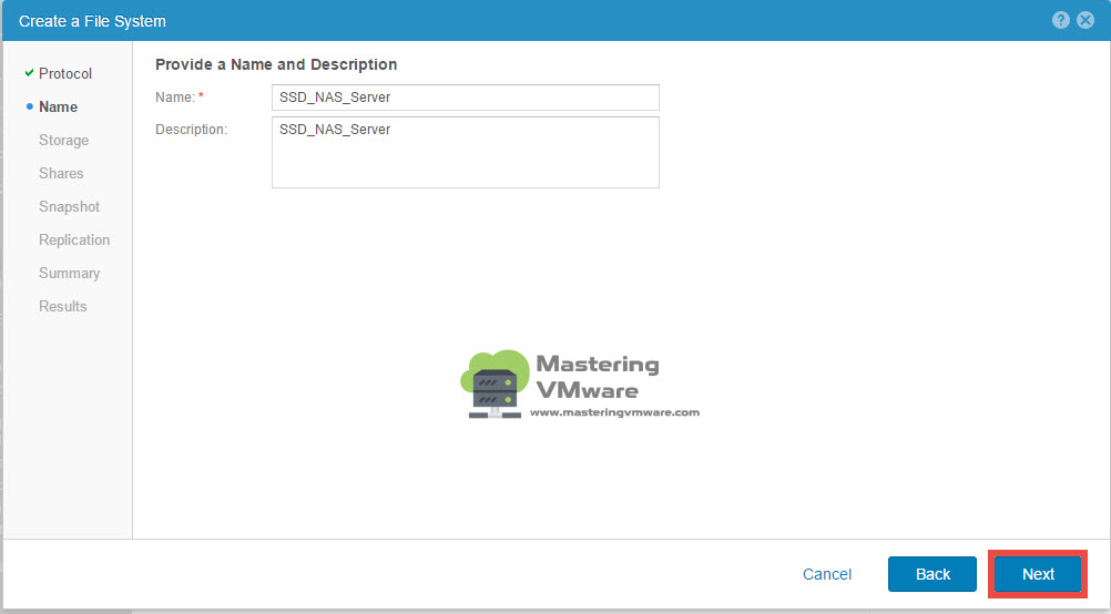 EMC-UnityVSA-filesystem-3