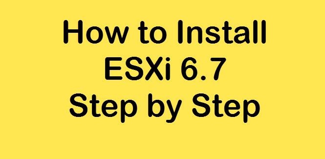 esxi67-installation-0
