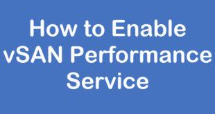 vsan-performance-service-0