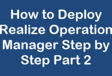 Photo of Part-2: How to Deploy vRealize Operations Manager 7 Step by Step