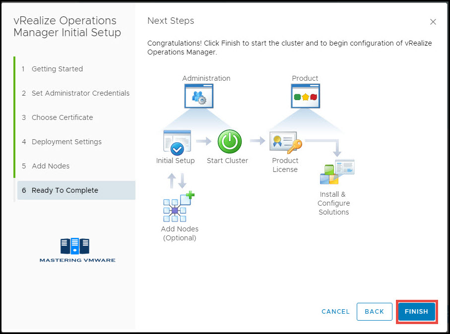 deploy vrealize operations manager