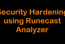 Photo of Security Hardening using Runecast Analyzer