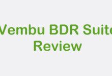 Photo of Vembu BDR Suite Detailed Review