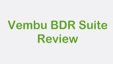 Photo of Vembu BDR Suite Detailed Review