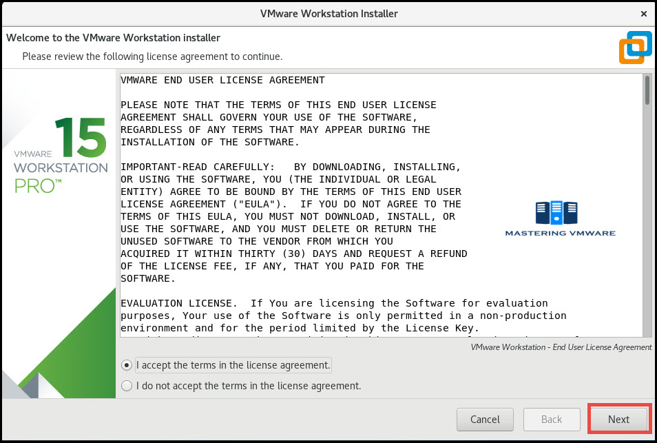 Install VMware Workstation in Linux | Mastering VMware
