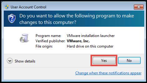 upgrade VMware Workstation