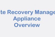 Photo of Site Recovery Manager Appliance Overview