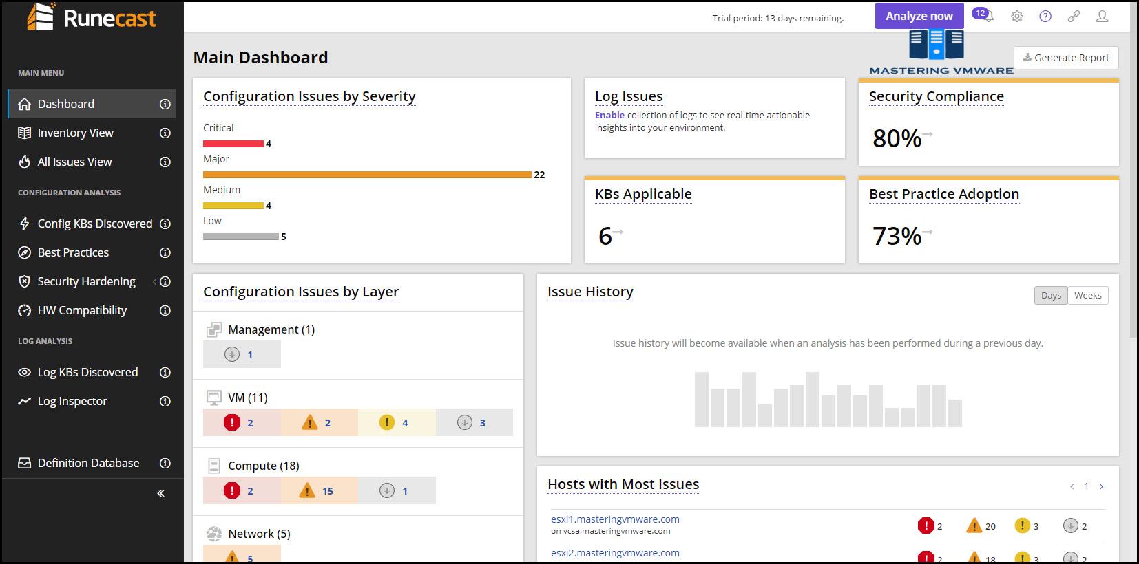 runecast analyzer review