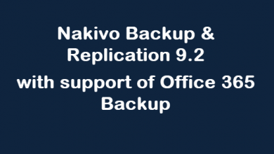 Photo of Nakivo Backup & Replication 9.2 with support of Office365 Backup